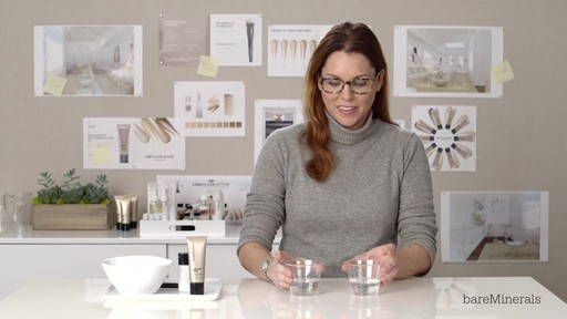 bareMinerals Complexion Rescue Demo (Julieshown Genericcta) - image 5 from the video