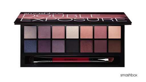 Smashbox Double Exposure Palette | Day Look - image 7 from the video