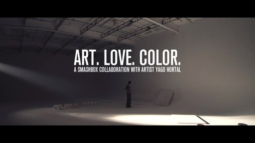 Art. Love. Color. A Collaboration with Yago Hortal - image 2 from the video