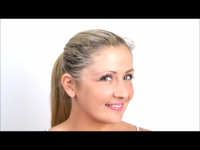 Cherry Blooms Instant Fiber Brows Application for Blonde Hair - image 9 from the video
