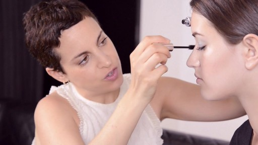 Fall 2014 Inspired Pastel Eye Look - image 8 from the video