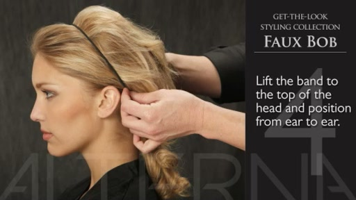ALTERNA Faux Bob Kit - image 8 from the video