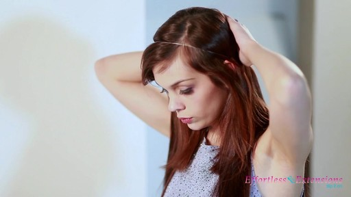 Effortless Extensions How-To Flare Copper - image 3 from the video