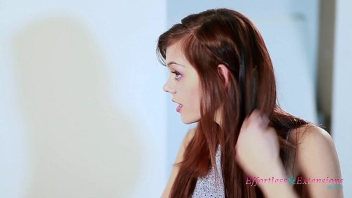 Effortless Extensions How-To Flare Copper - image 4 from the video