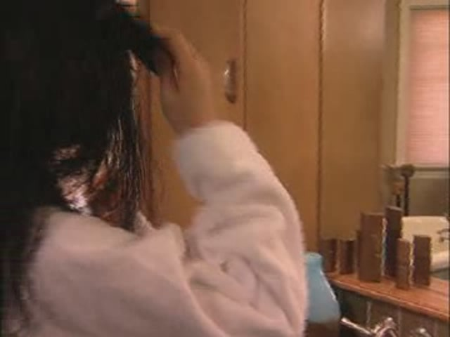 Liquid Keratin At Home Salon Treatment - image 5 from the video