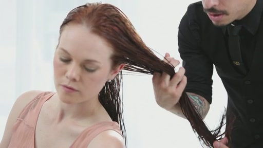 amika: obliphica curl defining cream - image 6 from the video