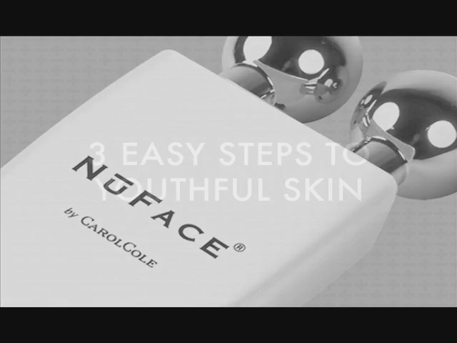 NuFace: 3 Easy Steps to Youthful Skin - image 1 from the video