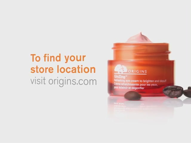 Origins GinZing Refreshing Eye Cream to Brighten and Depuff - image 10 from the video