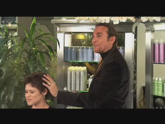 Nick Chavez Beverly Hills Amazon Hair Body Building Spray - image 5 from the video