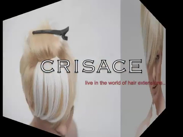 CRISACE hair2go bangs and sides - image 10 from the video