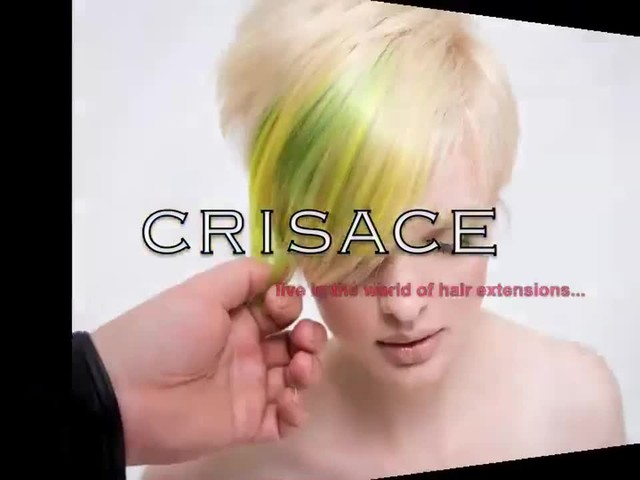 CRISACE hair2go bangs and sides - image 4 from the video