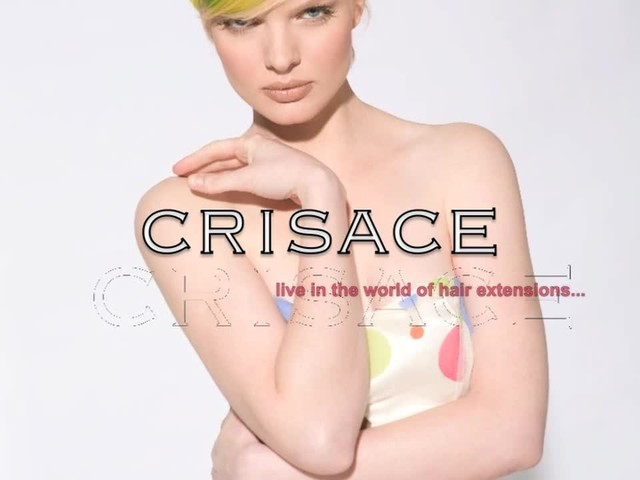 CRISACE hair2go bangs and sides - image 5 from the video