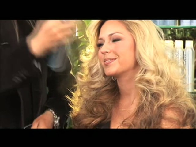 Nick Chavez Beverly Hills Volumizing Extra Hold Hair Spray - image 2 from the video