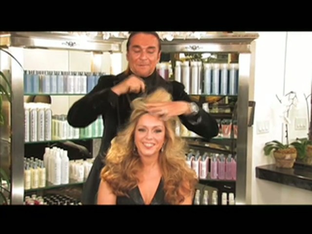 Nick Chavez Beverly Hills Volumizing Extra Hold Hair Spray - image 3 from the video