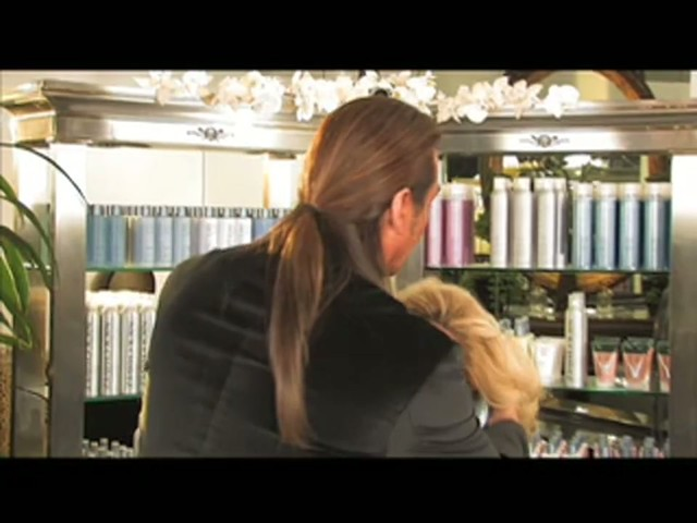 Nick Chavez Beverly Hills Volumizing Extra Hold Hair Spray - image 4 from the video