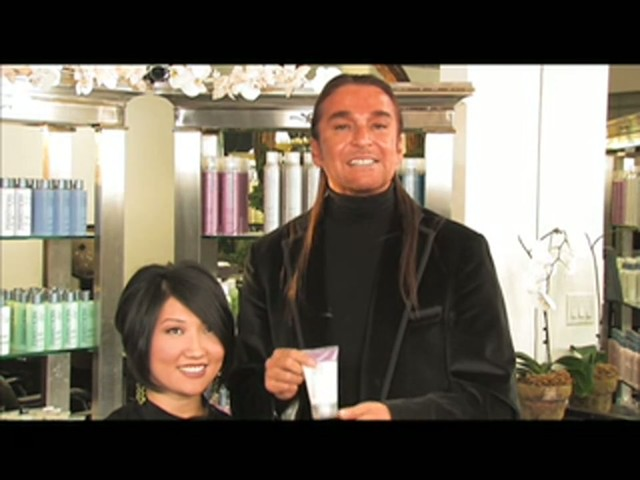Nick Chavez Beverly Hills Angel Wings Ultra-Light Styling Paste - image 3 from the video