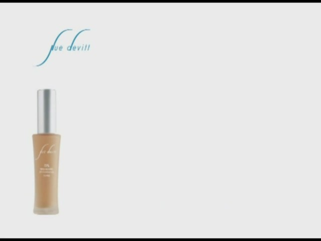 Sue Devitt 70% Triple Seaweed Gel Foundation - image 2 from the video