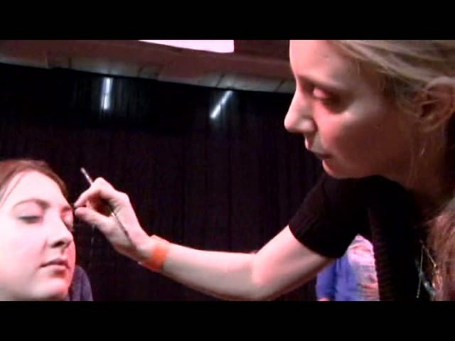 Behind the Scenes Beauty:  Rat City Roller Girls - image 3 from the video