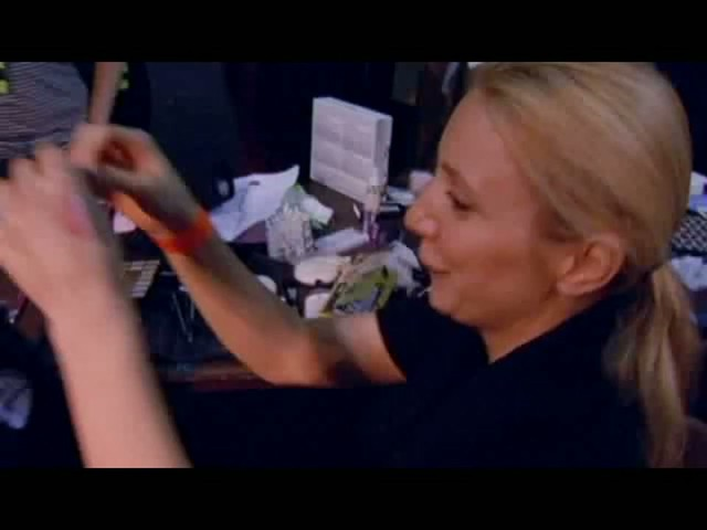Behind the Scenes Beauty:  Rat City Roller Girls - image 5 from the video