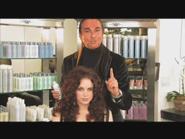 Nick Chavez Beverly Hills Starlet Shine Spray  - image 4 from the video