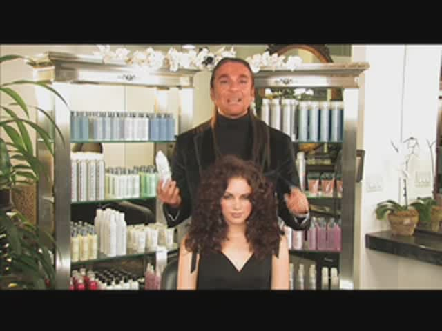 Nick Chavez Beverly Hills Starlet Shine Spray  - image 5 from the video