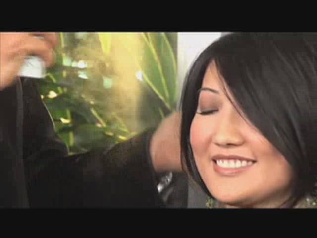 Nick Chavez Beverly Hills Starlet Shine Spray  - image 6 from the video