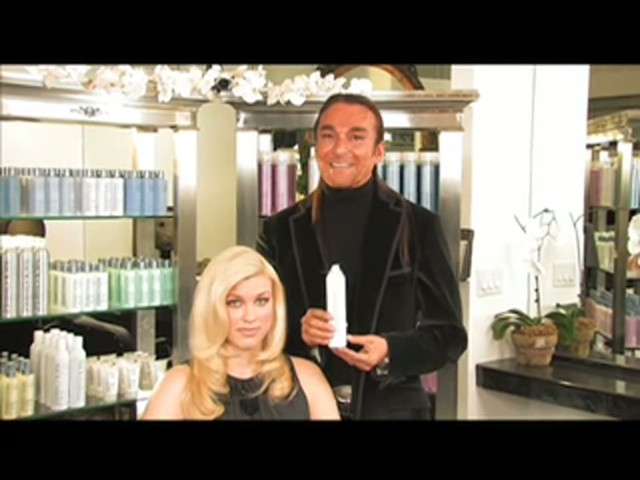 Nick Chavez Beverly Hills Revamp Restyling Refresher Spray - image 2 from the video