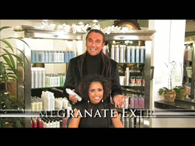 Nick Chavez Beverly Hills Revamp Restyling Refresher Spray - image 7 from the video