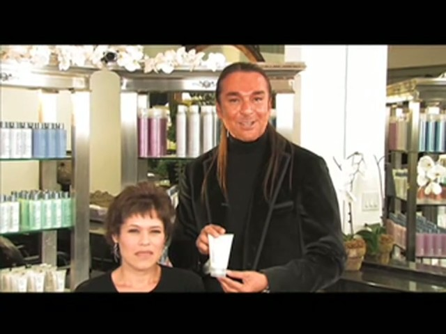 Nick Chavez Beverly Hills Amazon Hair Body Building Styling Clay - image 2 from the video