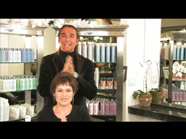 Nick Chavez Beverly Hills Amazon Hair Body Building Styling Clay - image 3 from the video