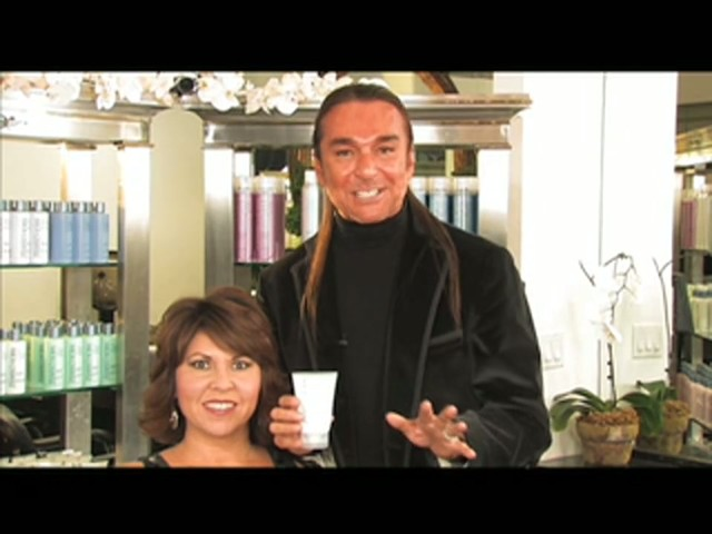 Nick Chavez Beverly Hills Amazon Hair Body Building Styling Clay - image 5 from the video