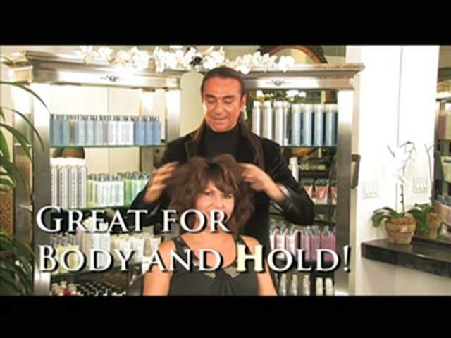 Nick Chavez Beverly Hills Amazon Hair Body Building Styling Clay - image 7 from the video