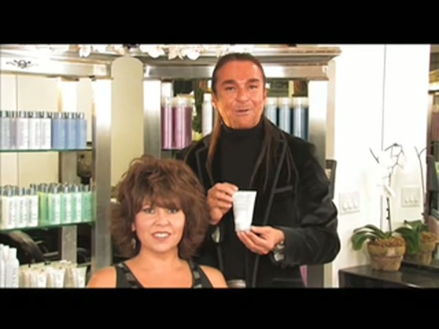 Nick Chavez Beverly Hills Amazon Hair Body Building Styling Clay - image 9 from the video
