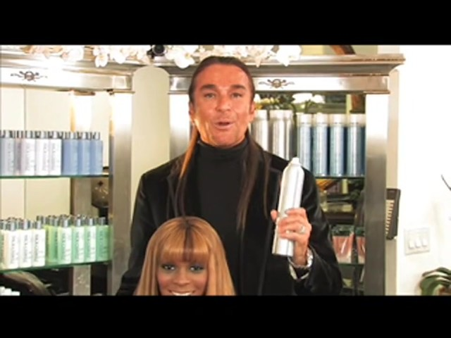 Nick Chavez Beverly Hills Plump N Thick Thickening Hairspray - image 5 from the video