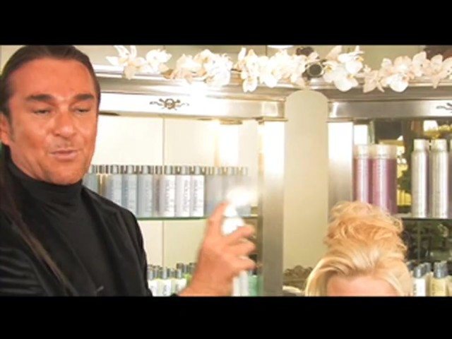 Nick Chavez Beverly Hills Plump N Thick Thickening Hairspray - image 9 from the video