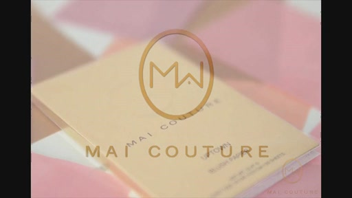 Mai Couture Blush Papier - image 1 from the video