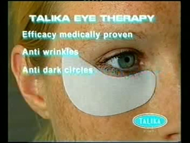Talika Eye Therapy Patch How-To - image 10 from the video
