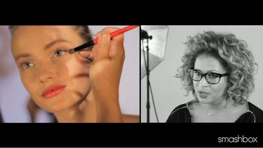 Smashbox Get The Look: Bold Matte Lips - image 4 from the video