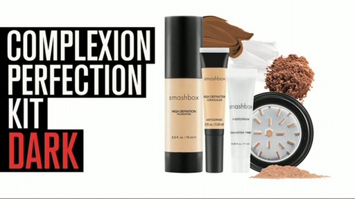 Smashbox Complexion Perfection Kit: Dark - image 1 from the video