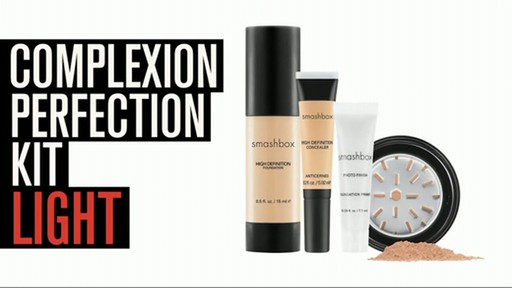 Smashbox Complexion Perfection Kit: Light - image 1 from the video