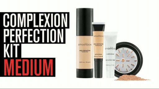 Smashbox Complexion Perfection Kit: Medium - image 1 from the video