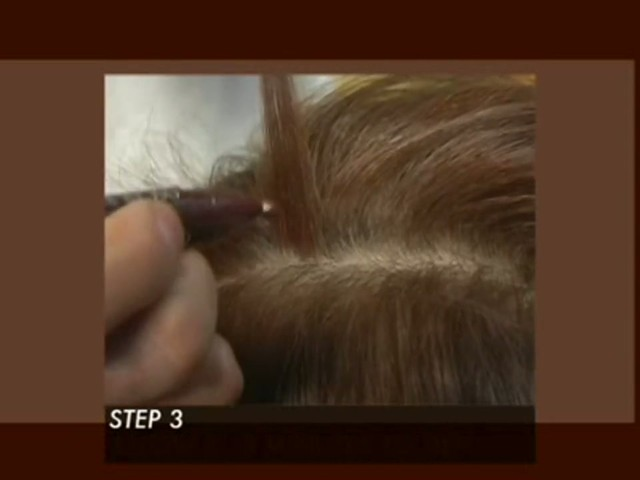 Oscar Blandi Pronto Colore Root Touch Up & Highlighting Pen - image 6 from the video