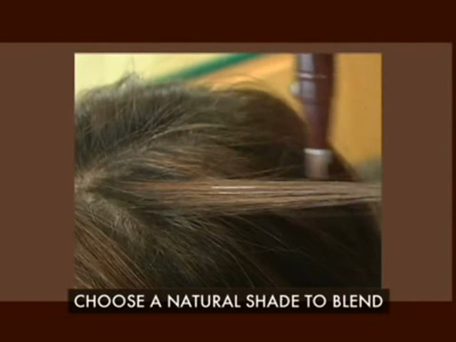 Oscar Blandi Pronto Colore Root Touch Up & Highlighting Pen - image 9 from the video