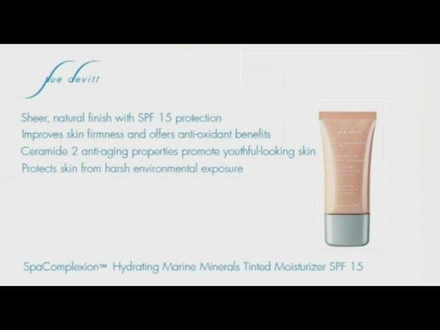 Sue Devitt Spa Complexion(tm) - image 3 from the video
