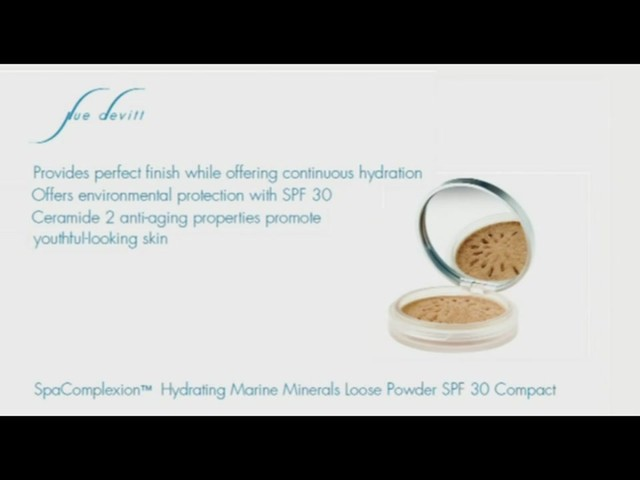 Sue Devitt Spa Complexion(tm) - image 9 from the video