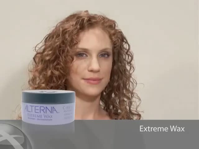 ALTERNA CAVIAR EXTREME WAX - image 10 from the video