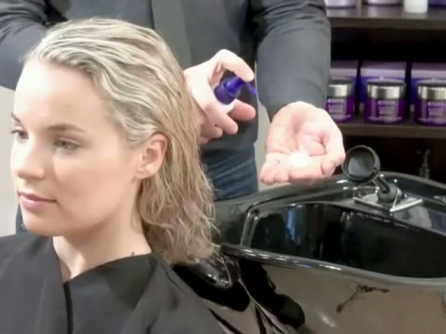 ALTERNA CAVIAR WHITE TRUFFLE HAIR ELIXIR  - image 3 from the video