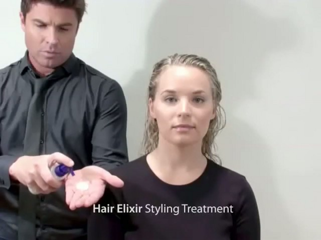 ALTERNA CAVIAR WHITE TRUFFLE HAIR ELIXIR  - image 7 from the video