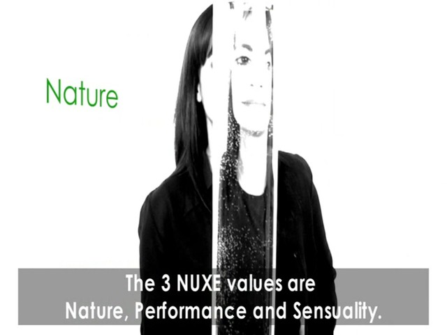 About NUXE - image 2 from the video