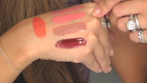 Mally Beauty High Shine Liquid Lipstick Pens - image 2 from the video